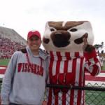 Bucky Badger (Wisconsin)