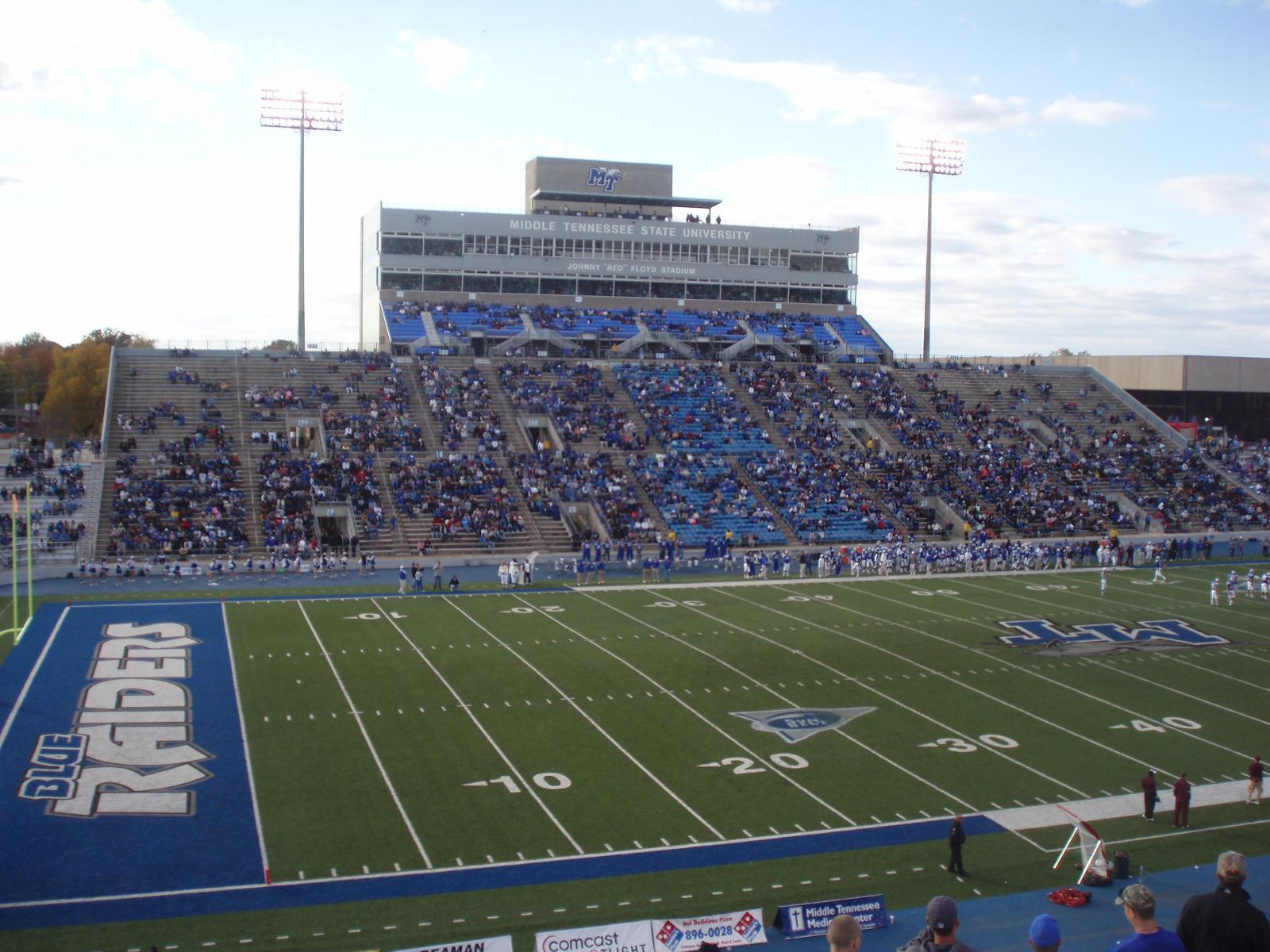 East Tennessee State University Football Stadium