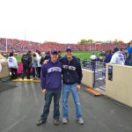 Nebraska @ Northwestern 2012