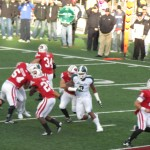 Michigan State @ Wisconsin 2012