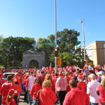 Northwestern @ Wisconsin 2013