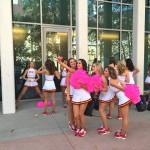 USC Song Girl selfie!