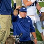 Coach Gary Patterson