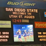 Utah State @ San Diego State 2015