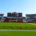 An unexpected on field tour of Jack Trice