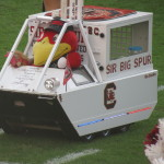 Sir Big Spur's sweet ride