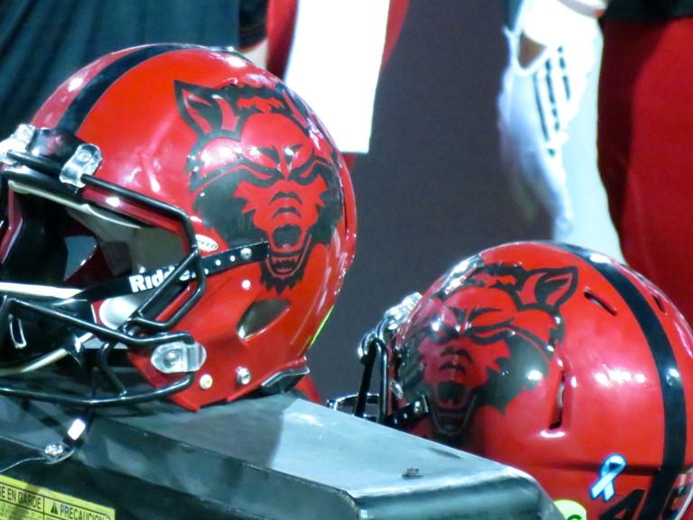 Sweet helmets!