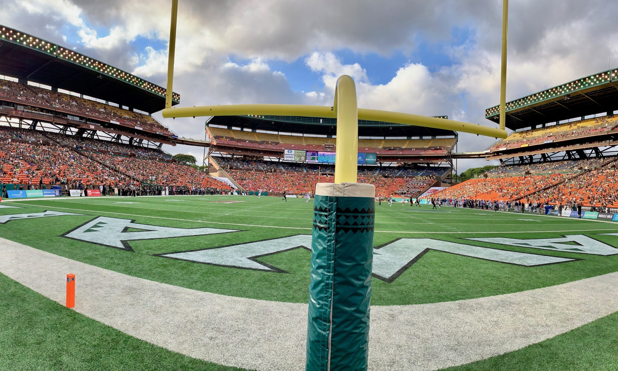 🚩🏟College Football Tour 🏈🏳️ 🌈 – Goal: To attend a